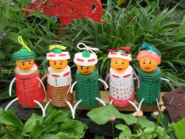 Поделки своими руками для площадки в детском саду фото фото 47