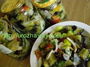 Как приготовить маринованные баклажаны