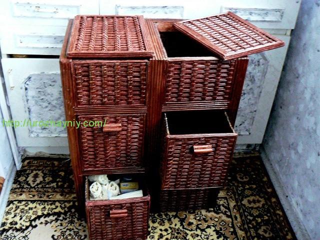 Мебель из газетных трубочек своими руками фото 43