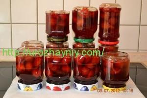 Как приготовить клубничное варенье