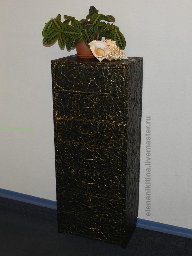 Камин имитация своими руками из картона