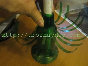 Елка из пластиковой бутылки