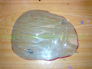 Воробей из пластиковых бутылок своими руками