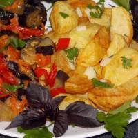 Овощи по-кубански