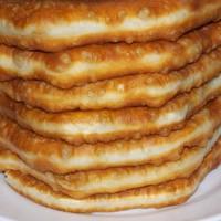 Молдавские плацинды с картошкой