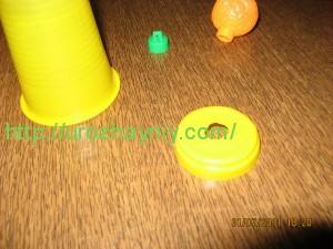 Поделки из пластиковых стаканов