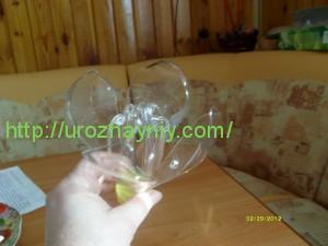 Лилии из пластиковых бутылок