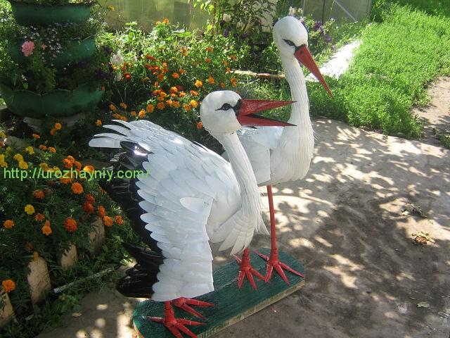 для дачи своими руками птички