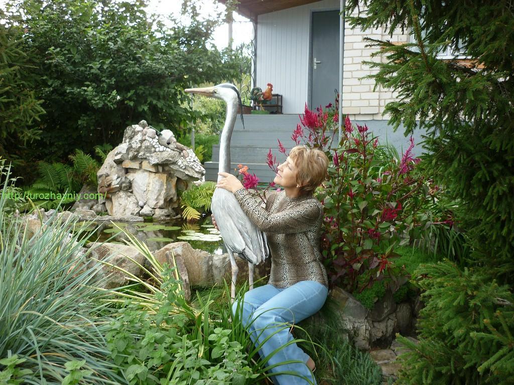 Делаем сад своими руками