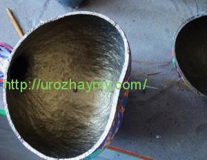 Поделки из сухой тыквы