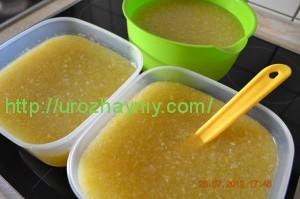Лимон с сахаром на зиму