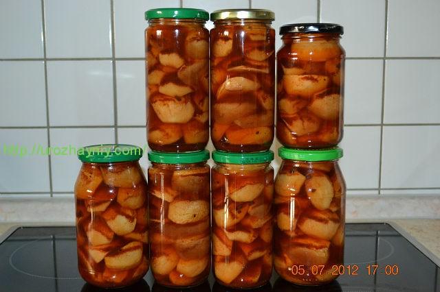 Печеные яблоки с корицей