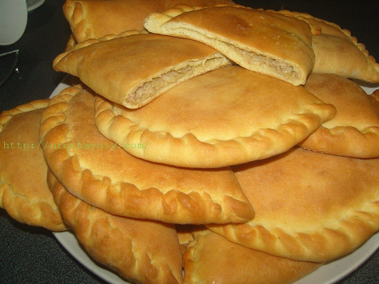 Бабушкины пирожки