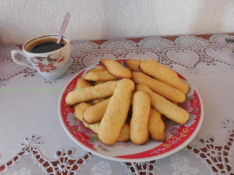 Печенье венские пальчики