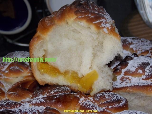 Пирог на сгущенном молоке