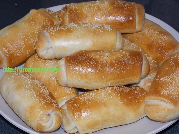 Молдавские пирожки с капустой