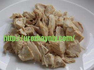 Куриный суп с грибами