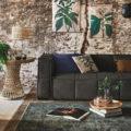 удобный диван - важная деталь стиля лофт
